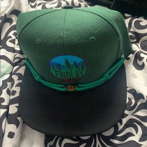 Findlay green SnapBack